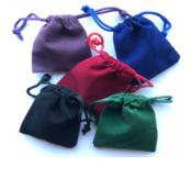 Velour Bags