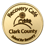 Recovery Cafe Custom Coin