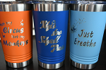 Personalized 16oz Cups