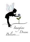 Imagine Dream Believe   Recovery Encouragement Card