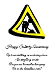 Happy Sobriety Anniversary, We Are Building Up...