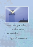 Learn From Yesterday, Live For Today Recovery Card