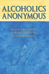 Alcoholics Anonymous Big Book  (Hard Cover)