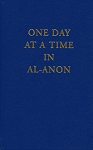 One Day At A Time In Al-Anon Hardcover