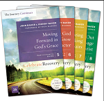Celebrate Recovery The Journey Continues Participant's Guide Set 5 thru 8