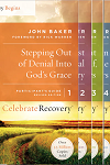 Celebrate Recovery Revised Edition Participant's Guide Set 1 thru 4