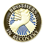 Brothers In Recovery Triplate