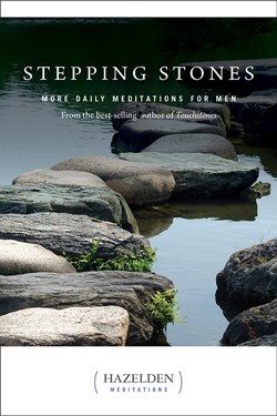 Stepping Stones Daily Meditations for Men
