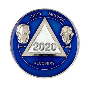 2020 AA Founders Mask Coin